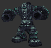 Golemcannon obsidian