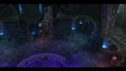 World of Warcraft - Death Knight Intro