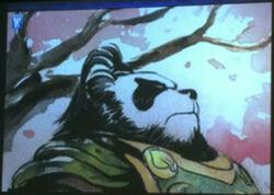 Pandaren art preview