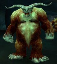 Ferocious Yeti