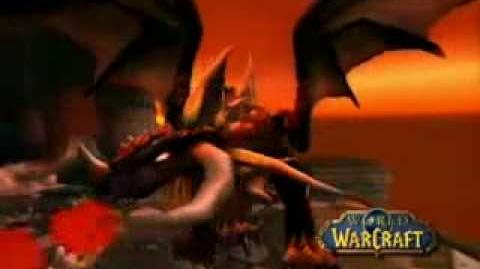 World of Warcraft Assault on Blackwing Lair Patch 1