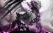 Purple lightning dragon w1-1-