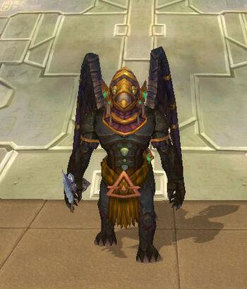 Dark Pharaoh Tekahn