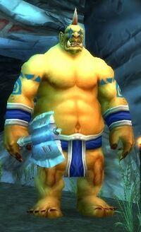 Splinter Fist Warrior