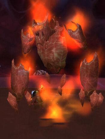 Fireborn Destroyer