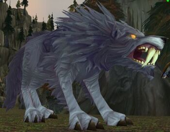 Dragonflayer Worg