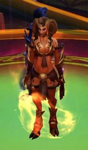 Grand Warlock Alythess