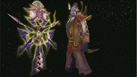 Sargeras and the Betrayal