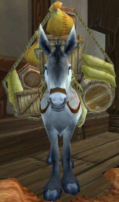 Homesteader's Pack Mule
