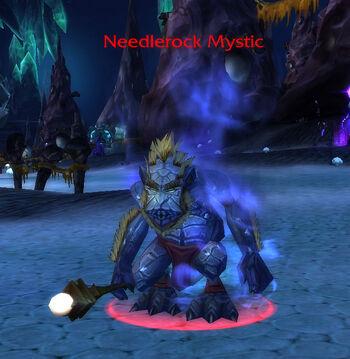 Needlerock Mystic