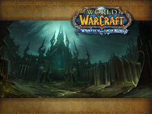 Icecrown Citadel loading screen