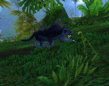 Jungle Panther