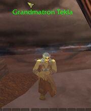 Grandmatron Tekla