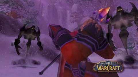World of Warcraft - Naxxramas Trailer