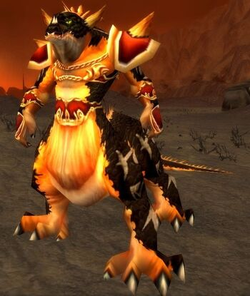 Flamescale Dragonspawn