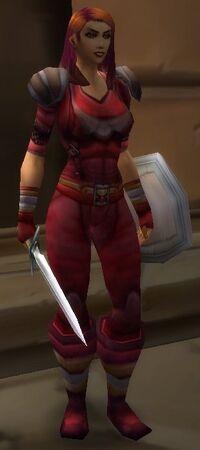 Scarlet Soldier