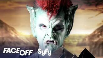 FACE OFF (Morph Recap) The Art of Warcraft Morphs Syfy