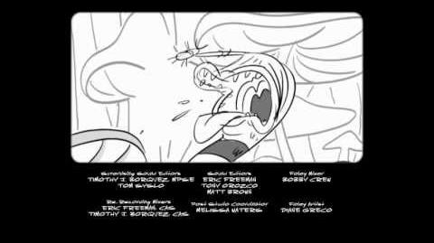 The Hat Storyboards