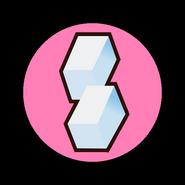 Sugar Rush Badge