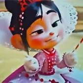 Vanellope Princess