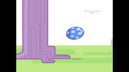 003 Kickety-Kick Ball Bounces Off Tree 2
