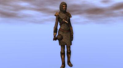 Bandit Cleric