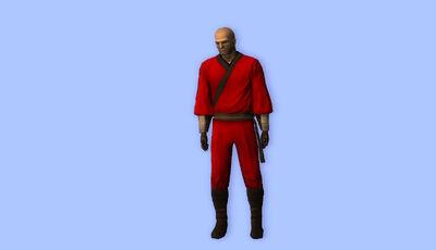 Helmite Monk