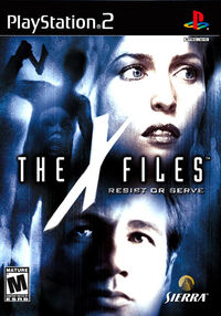 The X-Files Resist or Serve