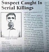 Eugene Victor Tooms newspaper article