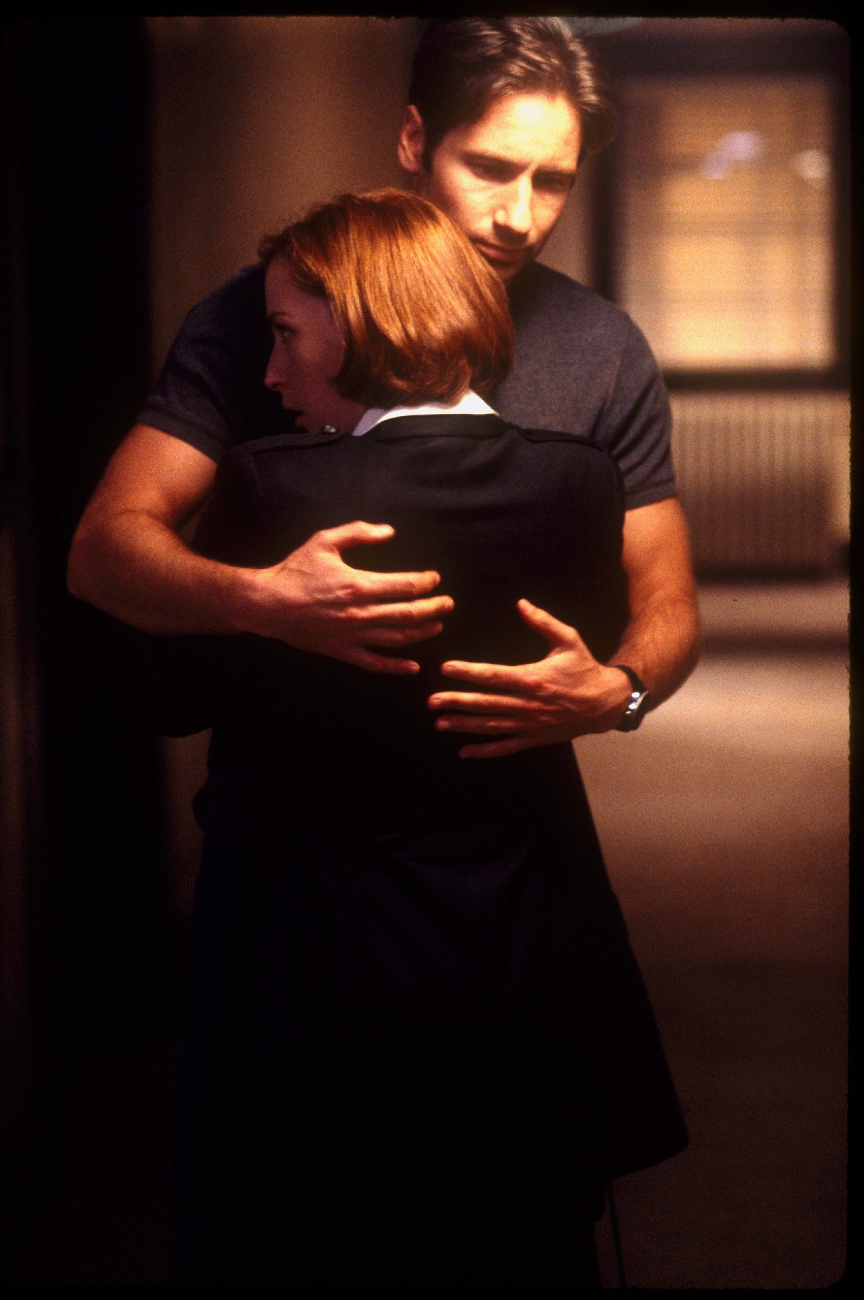 x files scully and mulder relationship wiki
