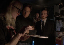 Nisei Mulder Lone Gunmen