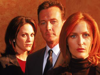 File:Monica Reyes, John Doggett and Dana Scully.jpg