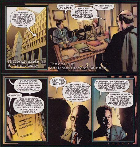 File:TXF5 Walter Skinner briefs Fox Mulder and Dana Scully.jpg
