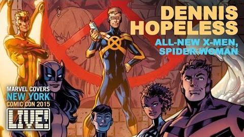 All-New X-Men Writer Dennis Hopeless Reveals What's Next