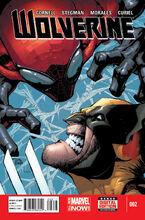 Wolverine Vol 6 2