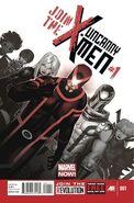 Uncanny X-Men Vol 3 1