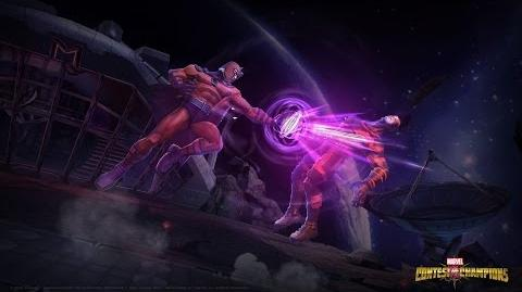 Marvel Contest of Champions Magneto Spotlight