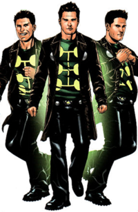 X-Factor Vol 3 47 James Madrox