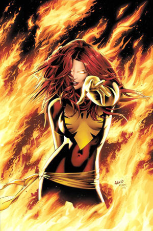 Dark Phoenix - X-Men Wiki - Wolverine, Marvel Comics, Origins