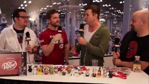 SNL's Taran Killam Recreates the X-Men Cartoon