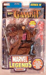 Marvel legends Gambit