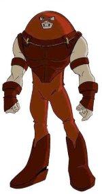 Juggernaut in X-Men  EvolutionX Men Juggernaut