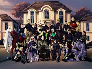 Xmen; Evolution!