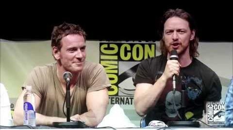 Exclusive Video X-Men Days of Future Past Comic-Con Panel