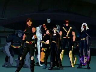 X-men xaier vision