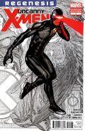 Uncanny X-Men Vol 2 1 Cyclops variant