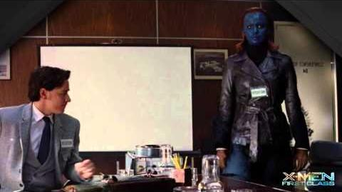 X-Men Supercut Mystique Transformations