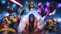 X-Men (Earth-TRN517) from Marvel Contest of Champions 001