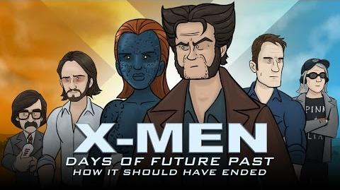 How X-Men Days of Future Past Should Have Ended