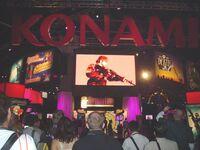 Konami at e3 2005